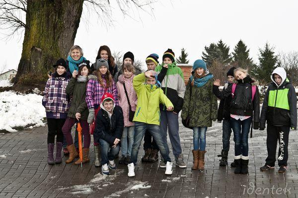 Wizyta młodzieży ze szkoły nr 39 w Gdańsku