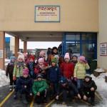Wizyta młodzieży ze Szkoły Podstawowej w Przywidzu 10-12-2013 (1)
