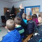 Wizyta młodzieży ze Szkoły Podstawowej w Przywidzu 10-12-2013 (3)