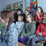 Wizyta młodzieży ze Szkoły Podstawowej w Przywidzu 10-12-2013 (4)