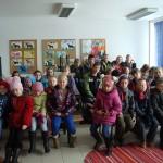 Wizyta młodzieży ze Szkoły Podstawowej w Przywidzu 10-12-2013 (5)