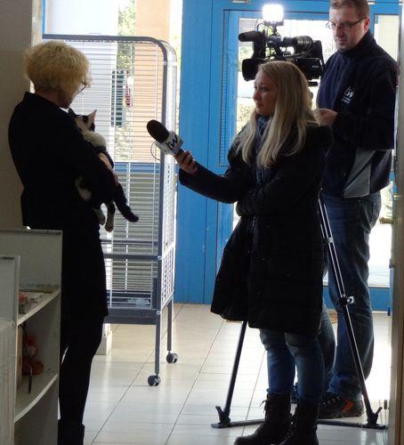 Wywiad z TV Wybrzeże