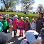 Wizyta dzieci ze szk. pdst. nr 8 podziękowania (1)