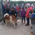 Wizyta dzieci ze szk. pdst. w Żukowie im.Obrońców Wybrzeża (1)