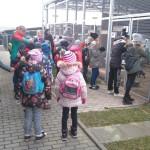 Wizyta dzieci ze szk. pdst. w Żukowie im.Obrońców Wybrzeża (2)