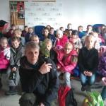 Wizyta dzieci ze szk. pdst. w Żukowie im.Obrońców Wybrzeża (3)