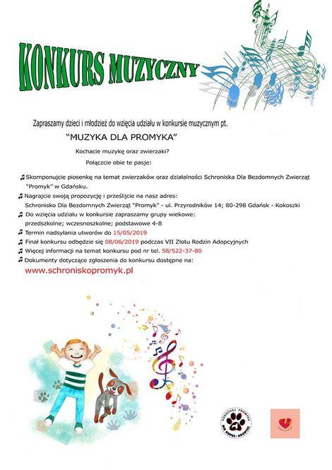 plakat info konkurs p