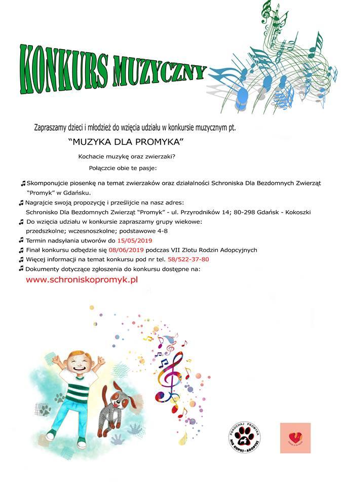 plakat info konkurs